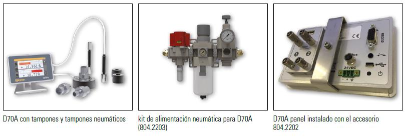 Display D70A Sylvac
