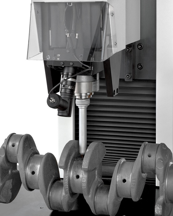 Brinell hardness tester Integral camshafts