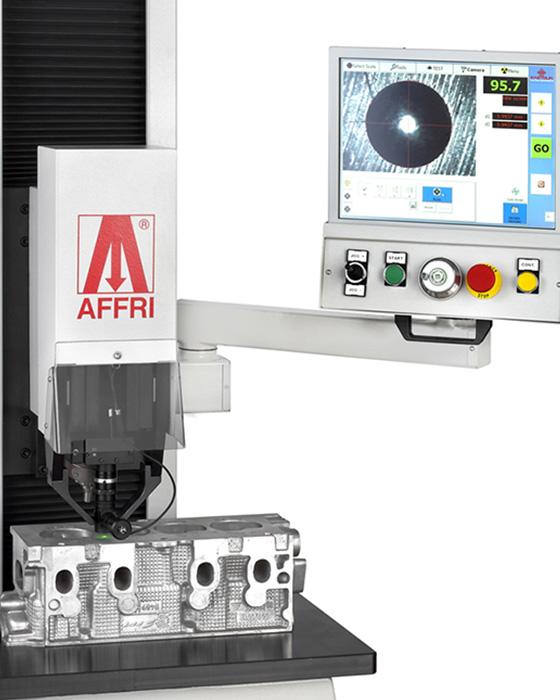 Brinell hardness tester Integral engine1