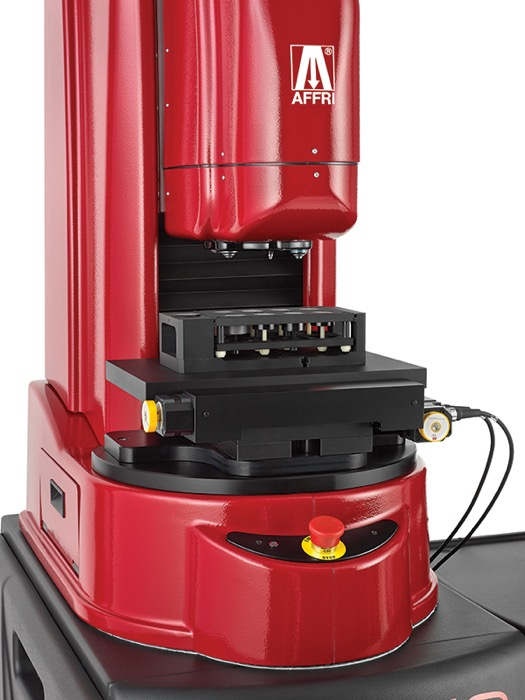 Vickers Knoop hardness tester WIKIJS multisample
