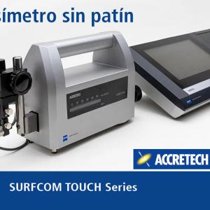 Rugosimetro Surfcom Touch 50