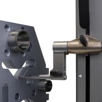 El modo motorizado garantiza una perfecta y constante fuerza de medición.
